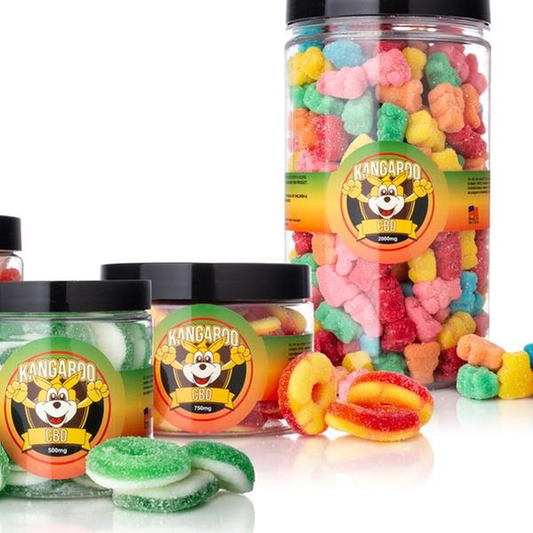 Organic CBD Gummies from CBD Kangaroo