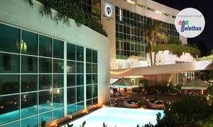 Nicotel Bisceglie Suite Spa: Percorso Spa più massaggio, pranzo o cena, camera in day use al Nicotel Bisceglie Suite Spa (sconto fino a 72%)
