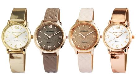 Excellanc Armbanduhr im Modell und in der Farbe nach Wahl  (Koln)