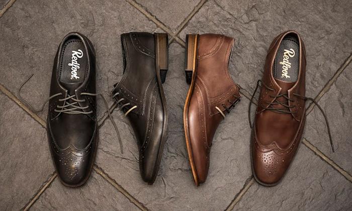Cuir Pour Chaussures En Richelieu HommeGroupon Shopping E92WIYDH