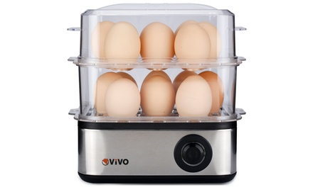 Professional Two-Tier Egg Boiler