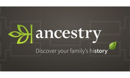 Ancestry Com In Sydney Groupon