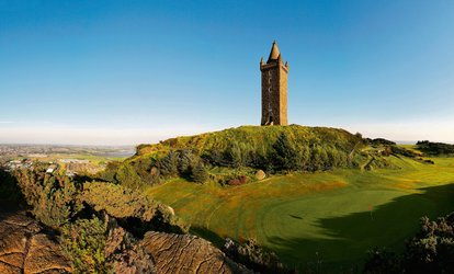 image for 18 Holes of Golf and a Hot Drink for Two or Four at Scrabo Golf Club (Up to 89% Off)