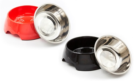 Creative Pet Stainless Steel Bowl 0764d9ce-5cdd-11e7-9aed-002590604002