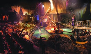 Up to 50% Off Admission to Pirate's Dinner Adventure at Pirate's Dinner Adventure, plus 6.0% Cash Back from Ebates.