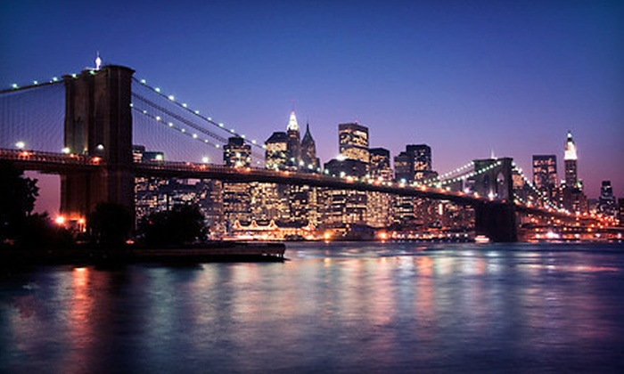 SaturdayNightCruises.com - New York: Saturday-Night Cruise on the East River for One or Two from SaturdayNightCruises.com (Up to 58% Off)
