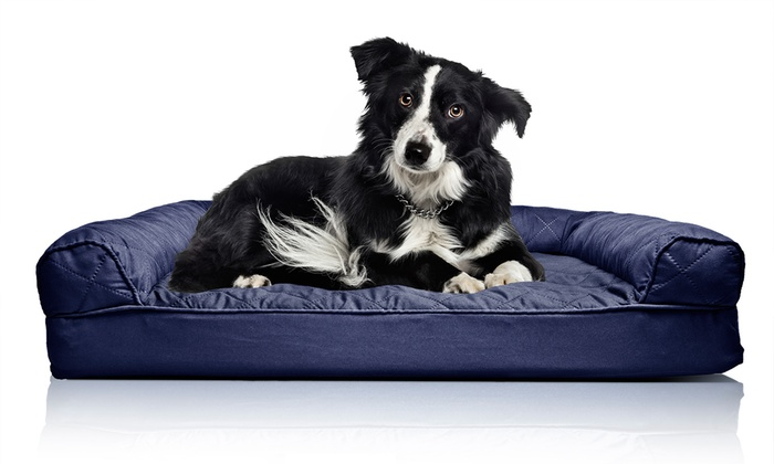 Up To 86 Off On Sofa Style Orthopedic Pet Bed Groupon Goods