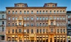 Prag: Doppelzimmer oder Suite für 2 oder 4 Personen mit Frühstück