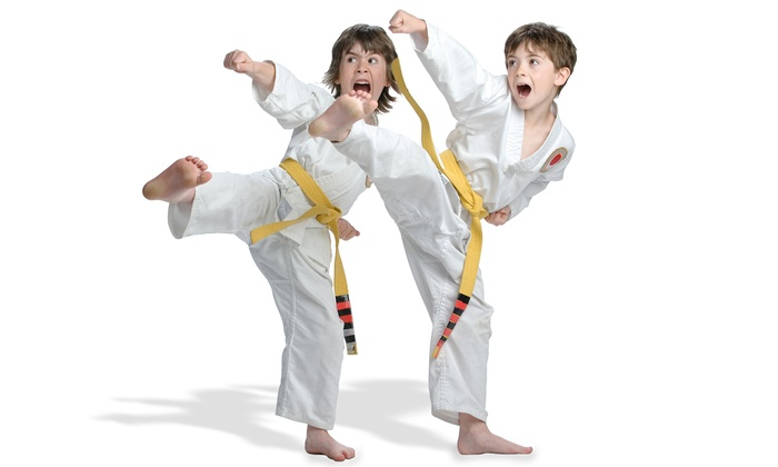 U.S. Taekwondo Center - Multiple Locations: One or Three Months of Unlimited Classes and a Uniform at U.S. Taekwondo Center (Up to 77% Off)