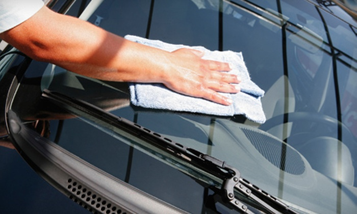 Scotties Hand Car Wash - RP Sports Compex: One or Three Platinum Car-Wash Packages at Scotties Hand Car Wash (Up to 61% Off)