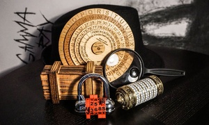 Lockout Austin Escape Room