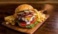Burger-Menü nach Wahl für 2 oder 4 Personen im Bürger`s - Wirtshaus & Garten (bis zu 51% sparen*)