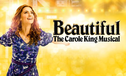 Beautiful: The Carole King Musical - Ticket + Drink for $89, QPAC, Must Close September 2