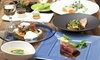 魚料理・肉料理等フレンチ7品+1ドリンク