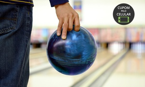 Strike 7: Strike 7 – América: 1 hora de boliche (com opção de 1 hora de sinuca)