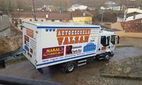 Curso intensivo para obtener el carné de camión, autobús o tráiler con 4 o 6 prácticas desde 69 €