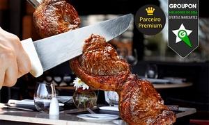 Baby Beef Barra: Baby Beef Barra: rodízio no almoço ou no jantar para 1 pessoa