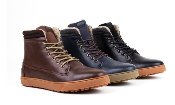 Harrison Men's Sneaker Boots | Groupon Goods