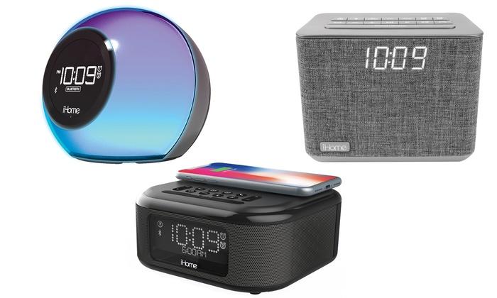 Bluetooth radio reverse IHome