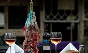 The Grey Moss Inn Restaurant: Steaks and Seafood for Two or More People at The Grey Moss Inn Restaurant (Up to 43% Off)