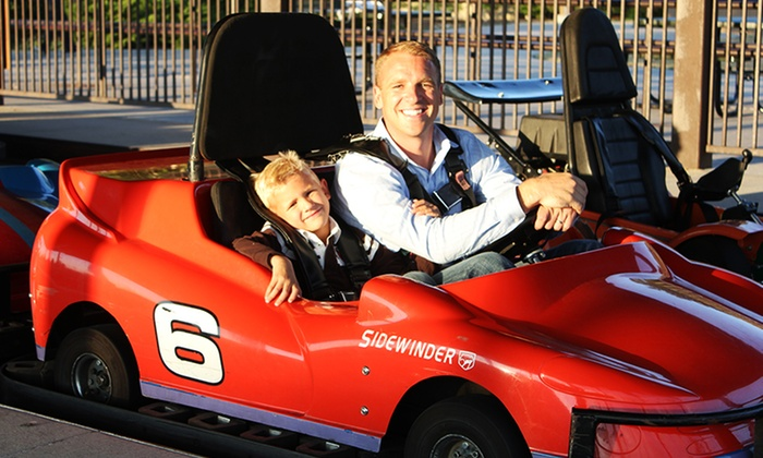 Paradise Park - Lee's Summit: Unlimited Go Karting for One, Two, Four, or Eight at Paradise Park (Up to 55% Off)