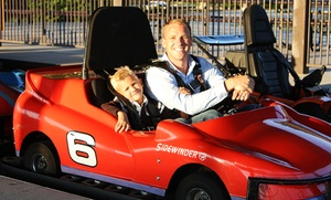 Unlimited Go Karting For One, Two, Four, Or Eight At Paradise Park (up To 55% Off)