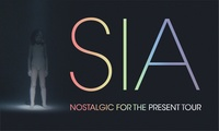 SIA -  Nostalgic For The Present Tour: Tickets from $99, 5 December 2017, Mt Smart Stadium