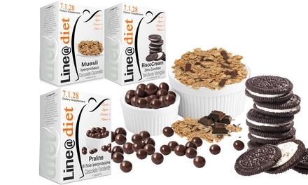 Snack dieta dimagrante Lineadiet