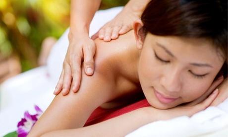 Tuina-Massage für 1 Person in der Praxis für Traditionelle Chinesische Medizin