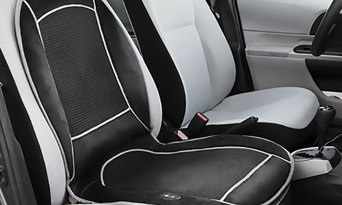 12V All Season Heating And Cooling Car Seat Cushion