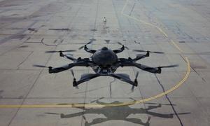 """DROHNENSCHULEN.DE: Prüfung zum """"Drohnenführerschein"""" mit Lern-Quiz-App und Landing-Pad für 1 Person bei drohnen-schulen.de (33% sparen*)"""