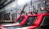 Park trampolin: godzinne wejście
