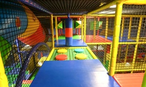 Up to 31% Off Admission or Birthday Party at Luv 2 Play at Luv 2 Play, plus 6.0% Cash Back from Ebates.