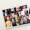 Up to 76% Off Personalized 12-Month Calendars from Collage.com