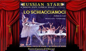 """Lo Schiaccianoci al Teatro Cantero di Chiavari: Russian Star presenta """"Lo Schiaccianoci"""" - 1 dicembre al Teatro Cantero di Chiavari"""