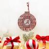 NCAA Holiday Season Greetings Wall Art Sign