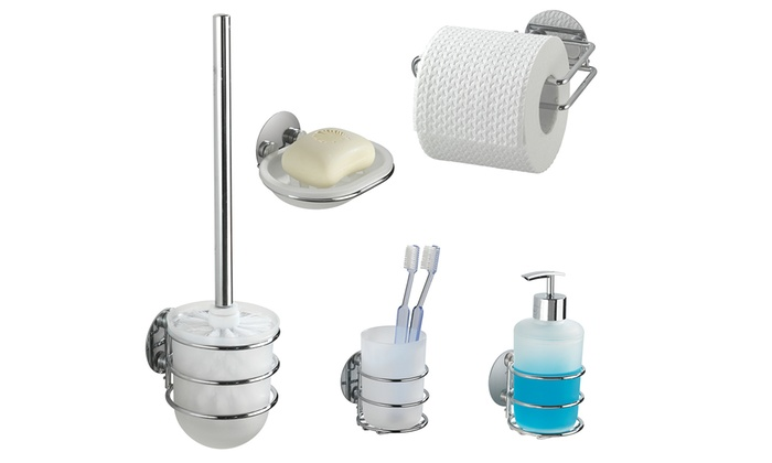 Accessori Bagno No Foro Wenko Groupon Goods
