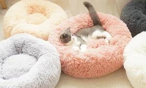 Coussin douillet chat ou chien