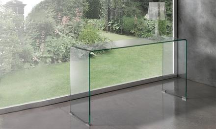 Mobili Tomasucci in vetro curvato
