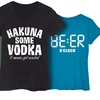 Women's Summer Drinking Tees