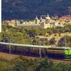 Tren turístico por Madrid