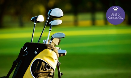 18 Holes of Golf for Two or Four with Cart and Callaway Golf Balls at Tiffany Greens Golf Club (Up to 48% Off)