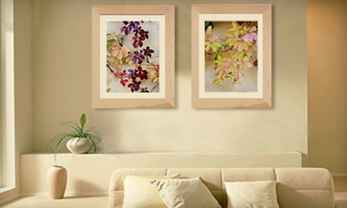 """Art Prints America: $29 for Two 8""""x12"""" Photographic Prints with Shipping from Art Prints America ($200 Value)"""