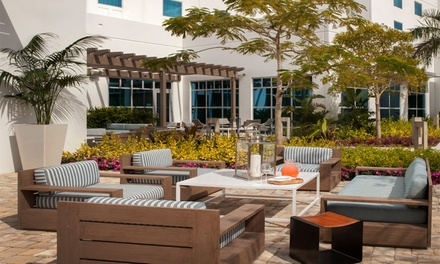 Stay at Homewood Suites by Hilton Miami Dolphin Mall in Miami, FL