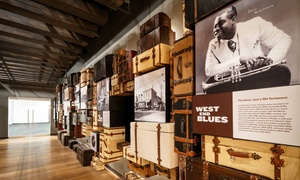 Admission for Two Adults, or Two Adults and Two Children, to National Blues Museum (Up to 50% Off)