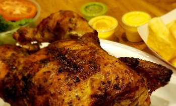 Up to 25% Off Peruvian Cuisine at Crisp & Juicy