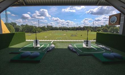 Kennismakingscursus golfen bij Seve Golfcenter in Rotterdam