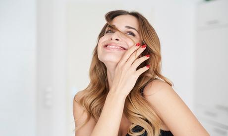 Sesión de peluquería con corte, peinado y opción a tratamiento hidratante en Lorena Style Retiro