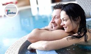 Spa Grand Hotel Imperial - Levico Terme: Spa Grand Hotel Imperial - Levico Terme: Percorso Spa di coppia da 3 ore più massaggio relax (sconto fino a 54%)