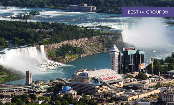 Niagara Falls Hotel with Water Park